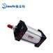气缸变形较大或漏汽严重的结合面,采用研刮结合面的方法