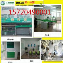 阿胶制品厂废气治理异味回收设备