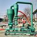 软管自吸式气力输送机大型软管加长风力输送机移动除尘大吨位输送机