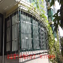 北京朝阳亚运村定做防盗窗安装防盗门小区不锈钢护栏图片