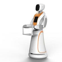 玉林送餐服务机器人