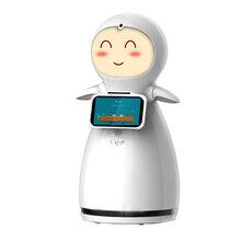 深圳送餐迎宾机器人
