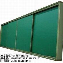 推拉綠板廠家186-3853-6739圖片