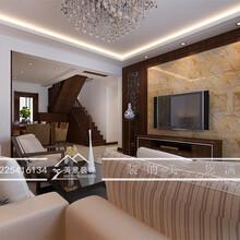 解不开的中式情节,洛阳状元府邸复式房装修效果美意装饰