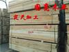 工地方木铁杉木方木材四面刨光木方落叶松板方