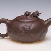 拍卖紫砂壶的价格高吗?