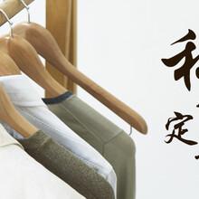 服装店衣架展示架酒店衣架木衣架定做衣架批发厂家直销