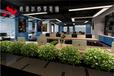 合肥办公室装修设计简约式时尚办公
