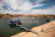 湖南中海:摇臂式取水泵船设计生产