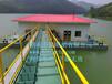 湖南中海:取水趸船专业制造取水浮坞泵船设计生产