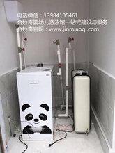 贵州六盘水婴儿游泳设备加热设备庆东柴油锅炉