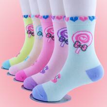 慧潮童袜秋冬新款儿童袜子冬学生袜鞋服礼品袜独立包装图片