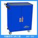 汽车修理专用工具柜带轮移动方便防尘防锈防潮加厚三层零件柜