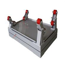 液化氣鋼瓶電子秤-液氮液氯鋼瓶稱重電子磅-防爆型電子鋼瓶秤圖片
