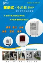 湿帘冷风机厂、厂房通风降温、1.1KW18000风量冷风机、冷风机安装销售图片