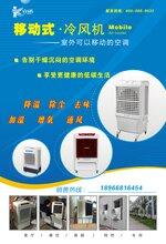 濕簾冷風機廠、廠房通風降溫、1.1KW18000風量冷風機、冷風機安裝銷售圖片