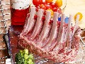 青岛批发进口牛羊肉料理自助食材牛仔骨上脑眼肉价格图片
