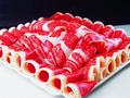 青岛批发进口牛羊肉中餐食材里脊牛舌牛腩棒子骨图片