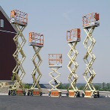 四川甘孜出租高空作业车,升降平台出租,维修路灯车出租