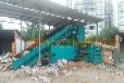 南阳专利技术废纸打包机协力废品废纸专用打包机
