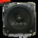 2.5寸(5656mm)寸方形纸盆/橡胶边铁氧体外磁双磁10W全频多媒体音箱喇叭