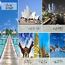 广州到新加坡海运机械怎么收费?
