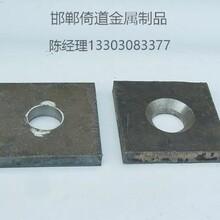 厂家专业生产精轧螺母垫板精轧螺纹钢精轧螺母定制加工