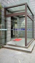 上海自動門安裝X125型自動門酒店感應門維保圖片