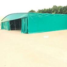 供应郑州电动推拉篷仓储是推拉篷工业除尘环保伸缩蓬全国最低价