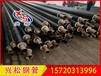 聚氨酯弹性体湿保温聚氨酯保温螺旋钢管河北兴松生产厂家