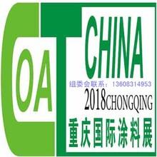 重庆涂料展2018第十九届中国(重庆)国际涂料、油墨及胶粘剂展览会