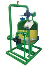 厂家直销CT800水景工程净化过滤设备砂缸过滤器集水器