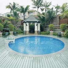深圳戴思乐别墅游泳池设计厂家游泳馆设计图片