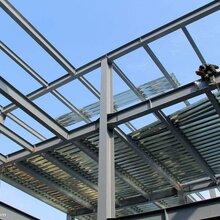 北京京東萬順鋼結構加工安裝圖片