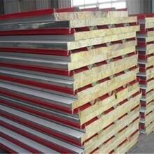 北京彩钢板、岩棉板、阳光板、楼承板生产厂家可定制图片