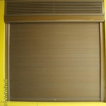 通州区金海街安装电动卷帘门水晶卷帘门