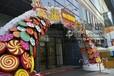 上海美陈道具来图定制活动道具泡沫雕塑玻璃钢雕塑