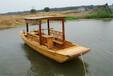 江苏昭阳湖直销单蓬船、单亭船