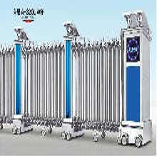 电动门伸缩门报价电动门伸缩门报价价格_优质电动门伸图片