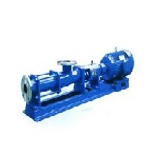 G型单螺杆泵沈阳顶盛专业生产图片
