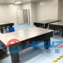 武汉光学平台,武汉华创微振专业生产各种光学仪器架光学面包板,铝合金面包板,图片