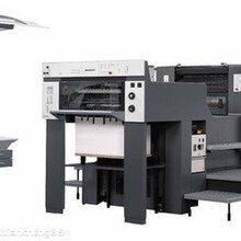 德国海德堡二手印刷机大陆港口进口代理报关一条龙图片