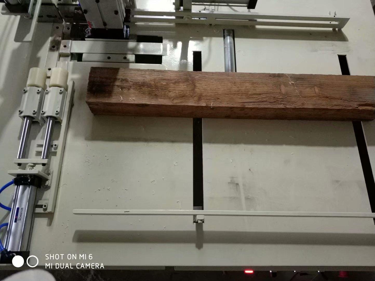 全自动木托盘脚墩机A全自动木托盘脚墩机厂家江苏