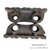批量供应锅炉配件主动片被动付片铸铁制造质优价廉