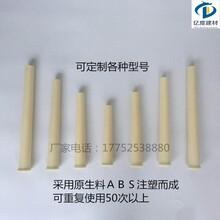 铝膜专用套管锥形管穿墙管大小头管PVC管均可定制建筑用套管图片