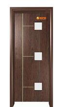 龙口优质木塑门,wpc木塑地板,木塑装修门,霞光厂家直销木塑板材基材图片