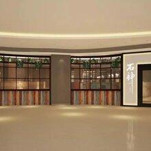 鼎顺餐饮品牌设计、餐饮空间设计、logo设计、vi设计