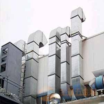 江苏南京统厂房排风系统设备隔音降噪