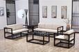 山东木言木语冬夏两用沙发现代中式实木沙发组合储物沙发收纳客厅家具