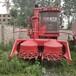 小型玉米秸秆收获机牧草苜蓿草收割机圆盘式青储机厂家